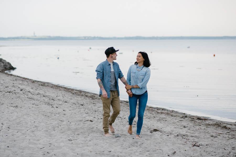 Paarshooting auf Fehmarn -Yvie & Marvin