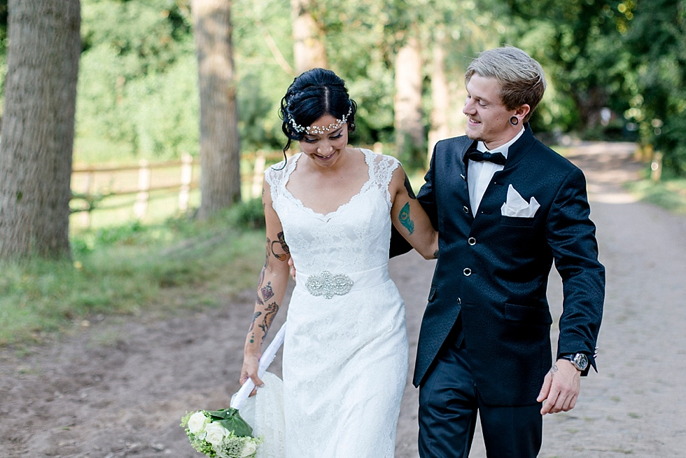 Heiraten in der Heide – Yvie und Marvin
