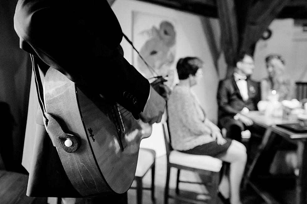 Gitarre, Heiraten in der Mühle Eyendorf