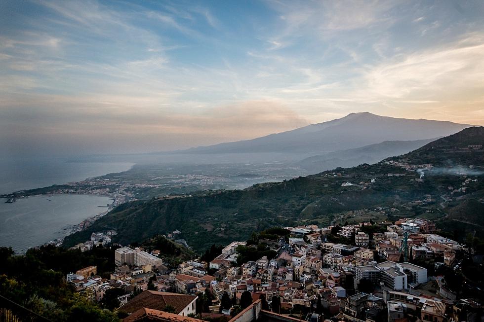 Intime Hochzeit auf Sizilien / Taormina