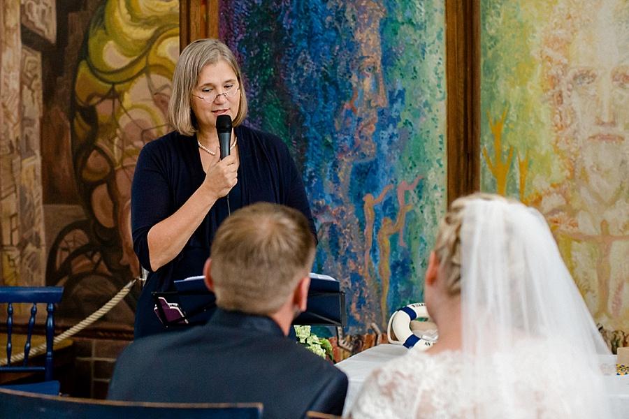 Hochzeit Kunststätte Bossard in Jesteburg, Hochzeitsritual Kathrin Wenzel