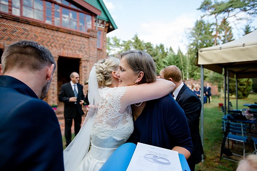 Hochzeit Kunststätte Bossard in Jesteburg, Taurednerin Kathrin Wenzel