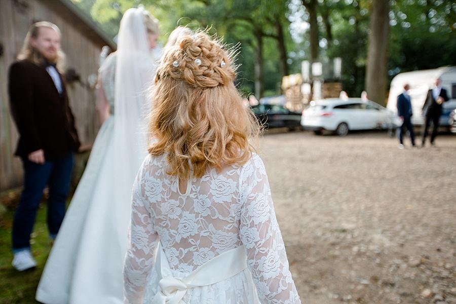 Hochzeitskleid Kinder, Blumenmädchenkleid