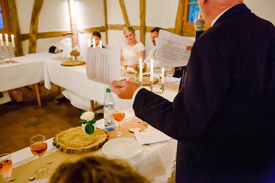 aldags-landpartie, Scheunenhochzeit, rede, Hochzeitsrede