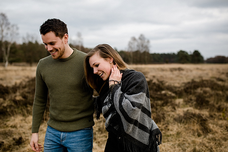 Paarshooting in der Lüneburger Heide